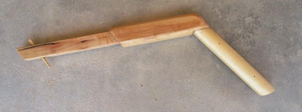 Wooden Dummy Leg