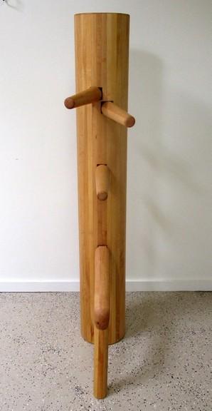 Wooden Dummy (Mok Yan Jong)